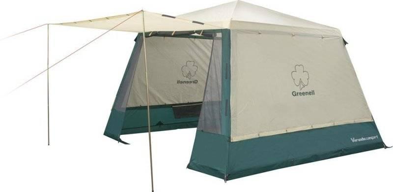 Палатка «Веранда комфорт v.2»