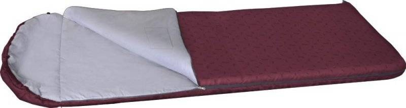 Спальный мешок увеличенный одеяло с подголовником «Карелия 300 XL»