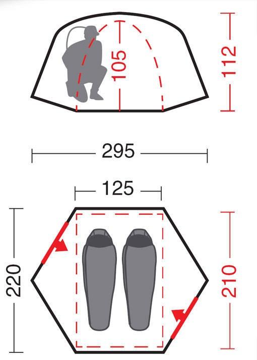Палатка «Битл 2»